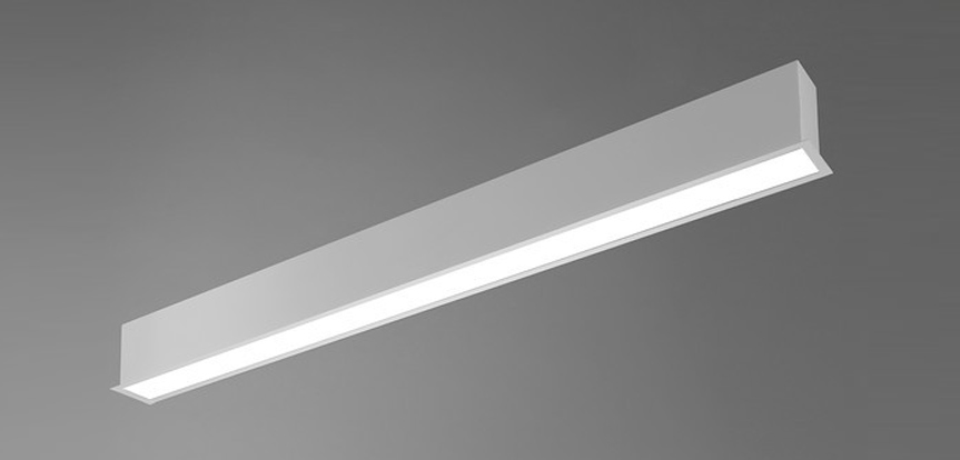 THE 2NR NOMINALLY 2u201d WIDE DAYLIGHT OPENING IS MANUFACTURED FOR LONG STRAIGHT AND NARROW BANDS OF LIGHT. National Lighting Company & NICHE 2NR LED - National Lighting azcodes.com